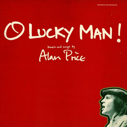 O Lucky Man! Alan Price