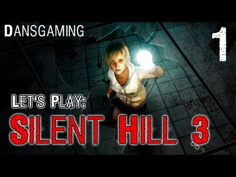 Silent Hill 3 Walkthrough - Part 1 - Let's Play with Dan - Playstation 2 - PC HD Gameplay