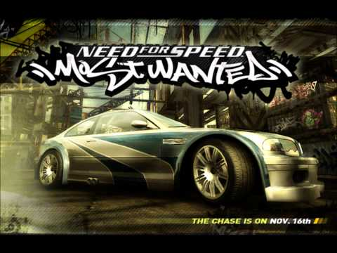 NFS Most Wanted I Am Rock