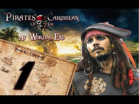 Прохождение Pirates of the Caribbean: At World's End PC [#1]