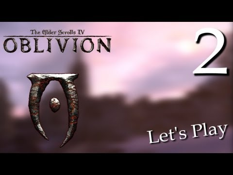 Прохождение The Elder Scrolls IV: Oblivion с Карном. Часть 2