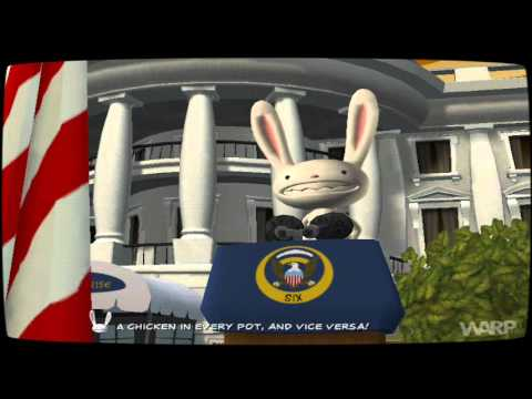 Let's Play Sam and Max Season 1 Episode 4: Abe Lincoln Must Die!