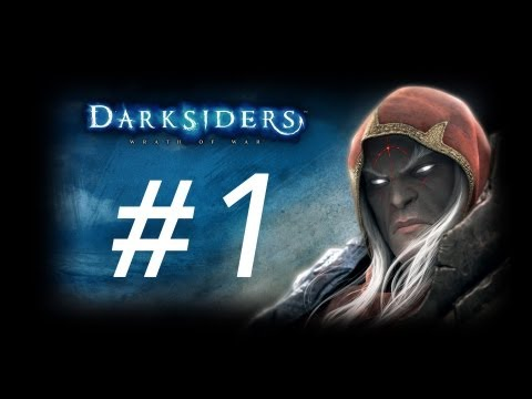 Прохождение Darksiders Wrath of War (Часть 1) Начало