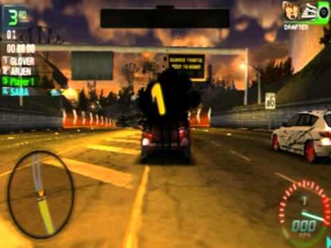 Need For Speed Carbon Own the City (PSP) - Part 1
