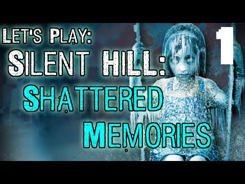 Let's Play Silent Hill: Shattered Memories - Part 1 - Walkthrough | Playstation 2 - Wii HD Gameplay