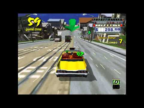 Offspring All I want (crazy taxi theme)
