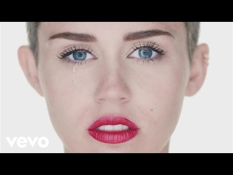 Miley Curys - Wrecking Ball