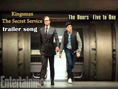 The Doors Five to One (OST Kingsman: The Secret Service)