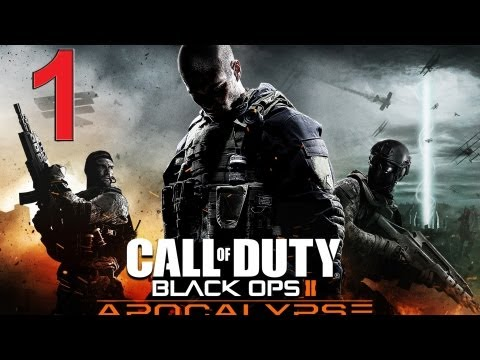Call of Duty®: Black Ops 2 (DLC - Apocalypse) - Режим Зомби 1 —