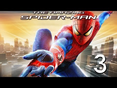 Прохождение The Amazing Spider-Man - 3я часть