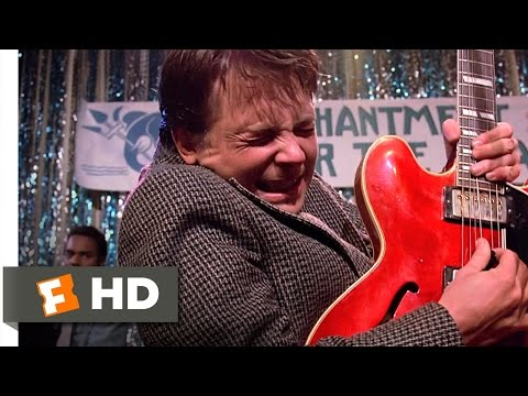 Michael J. Fox Go, Jonny, go! (OST Back To The Future)