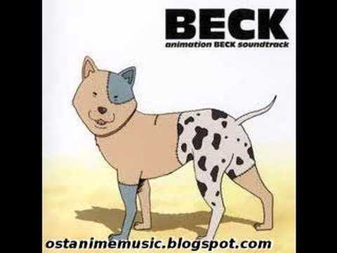 BECK - Moon on the Water (из аниме BECK)