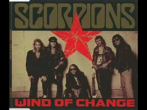 Skorpions - Wind of change (Ветер перемен)