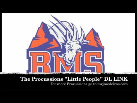 The Procussions Little People (OST Blue Mountain State)