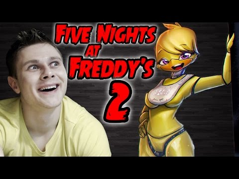 мишка фредди 2 - Five Nights at Freddy s 2