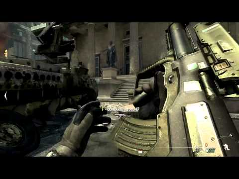 Прохождение Call of Duty: Modern Warfare 3. Миссия 1
