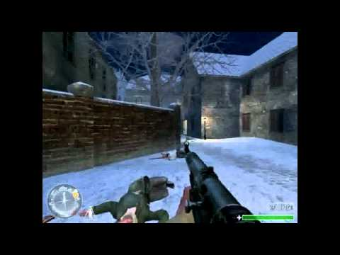 Call of Duty: Operation Abver walkthrough. Part 1 2/3