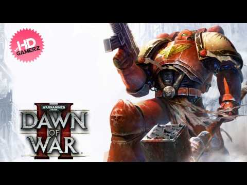 Dawn of War 2 Angels Of Death(Space Marines Theme)