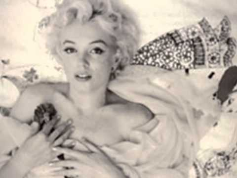 Marilyn Monroe  Kiss me tiger