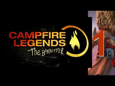 Campfire Legends 2: Babysitter [01] w/YourGibs - Chapter 1: MEET CREEPY TWINS - Part 1