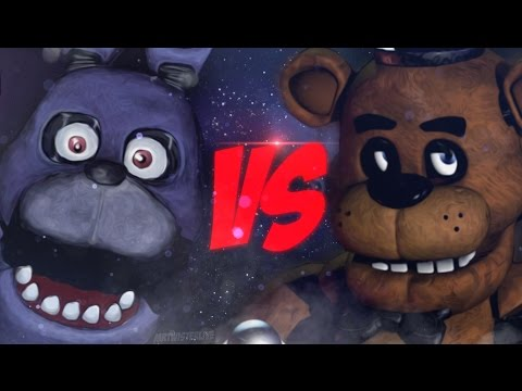 Five Night At Freddys Рэп Мишки Фредди