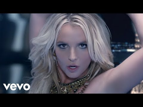 Britney Spears - Work Bitch!
