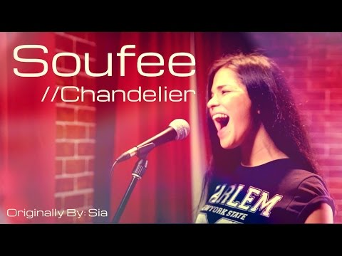 Soufee Chandelier (Originally By Sia)